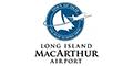 Long Island,MacArthur logo